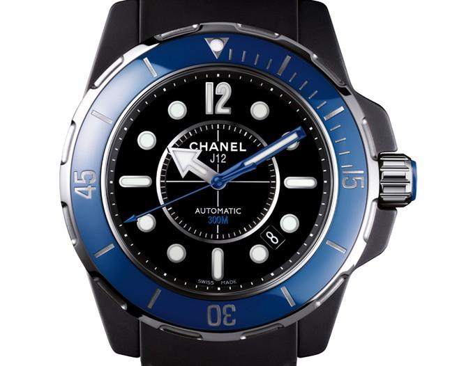J12 Marine watches.