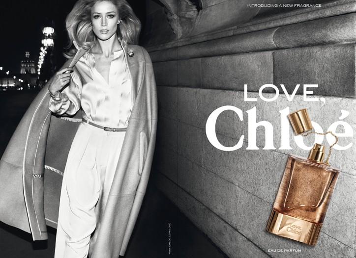 The Love, Chloé ad.
