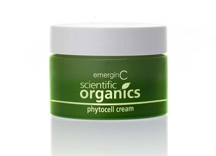Scientific Organics' Phytocell Cream.