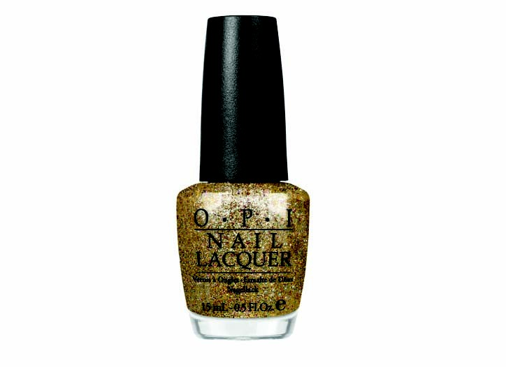 """OPI nail polish inspired from the film """"Burlesque""""."""