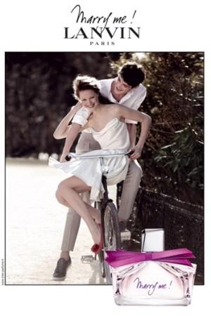 Lanvin's Marry Me ad.