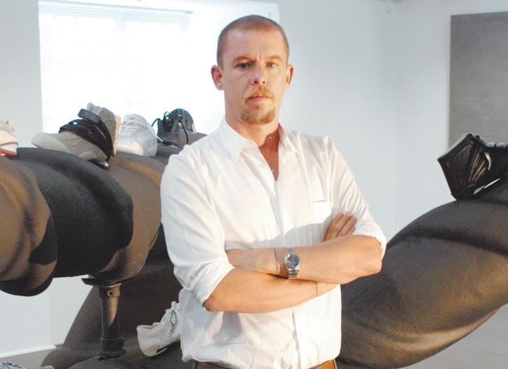 Alexander McQueen in 2006