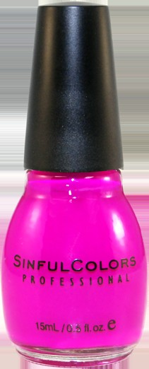 An item from Mirage Cosmetics' Sinful line.