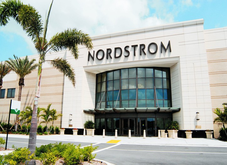 Nordstrom's 14.1 percent same-store sales increase set the pace for June..