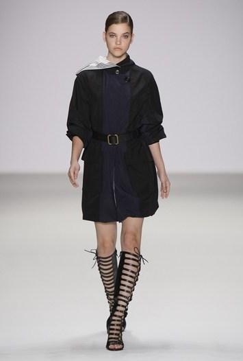Rena Lange RTW Spring 2011