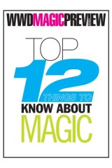 WWD Magic Preview August 2010