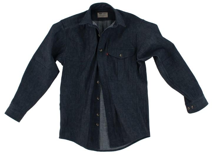 A Levi's Workwear by Filson shirt.