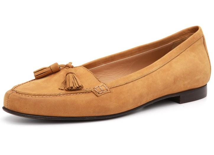 Fratelli Rossetti nubuck loafer