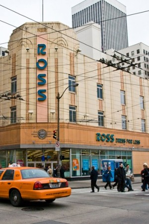 Ross Stores was able to eke out a 2 percent comp gain.