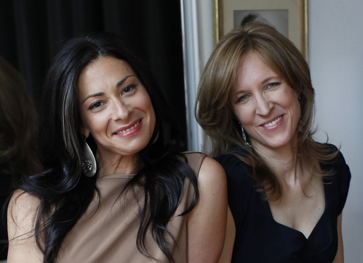 Stacy London and Cindy McLaughlin
