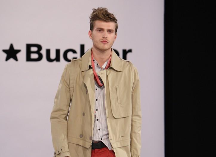 Buckler by Andrew Buckler Men's RTW Spring 2011