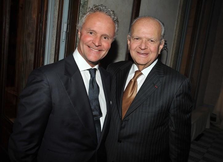 Robert Polet and Burt Tansky