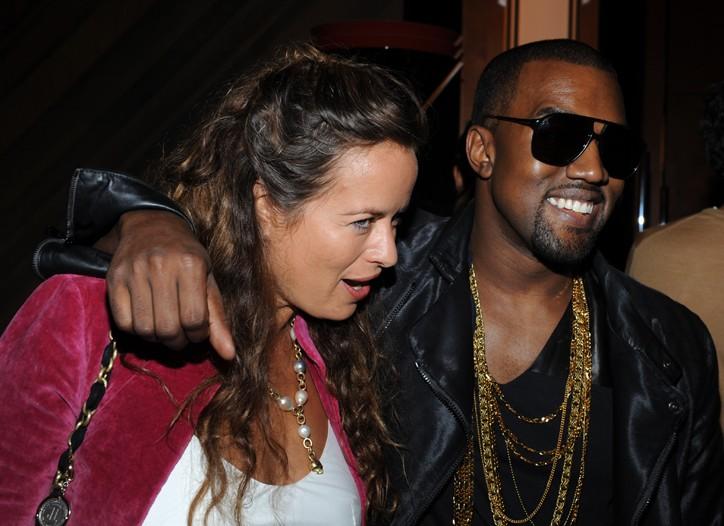 Jade Jagger and Kanye West