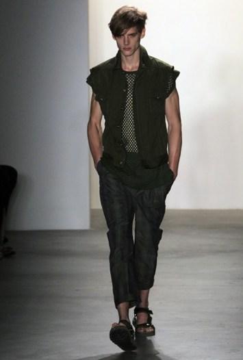 Richard Chai Men's RTW Spring 2011
