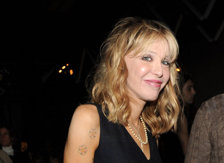 Courtney Love. Total Events: 13.