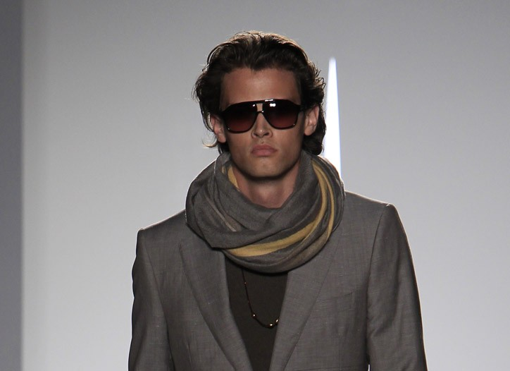 Simon Spurr Men's RTW Spring 2011