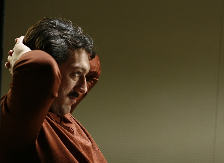 Vincent Cassel as Jacques Mesrine in Mesrine: Public Enemy #1.