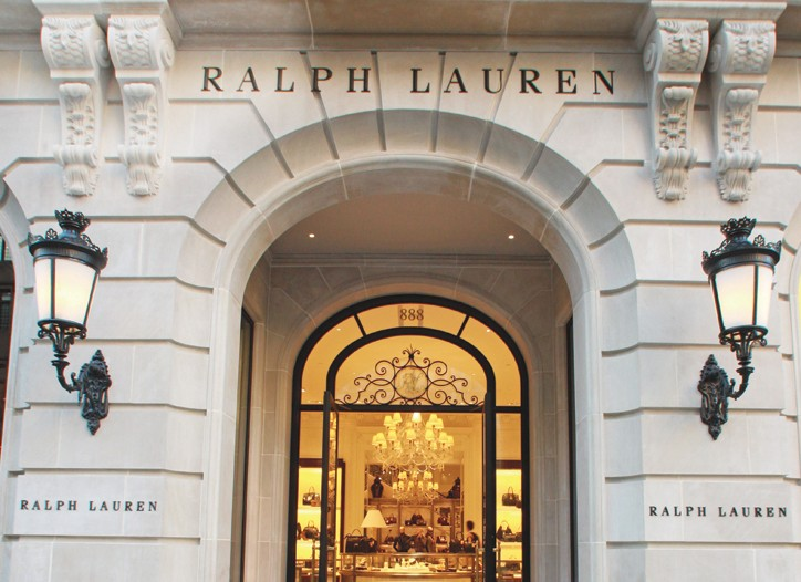 Ralph Lauren Women's Madison Avenue Flagship.
