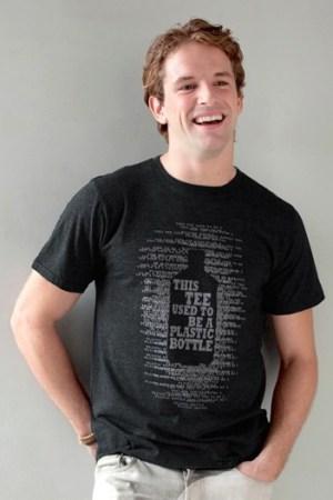 Anvil's plastic bottle T-shirt.