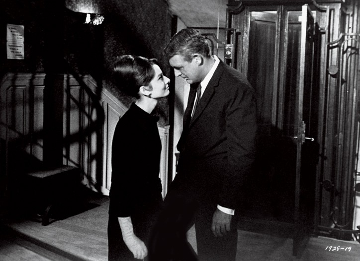 "Audrey Hepburn eyes up Cary Grant in Charade and voices her view: ""Do you know what's wrong with you?"" she asks. ""No, what?"" he replies. ""Nothing,"" she says. Then again, there was only one Cary Grant."