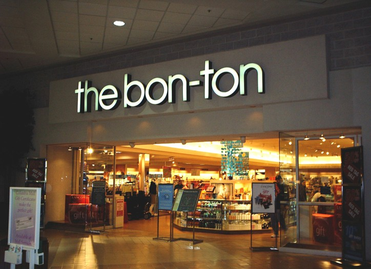 The Bon-Ton Stores is differentiating its mix from the national retailers.