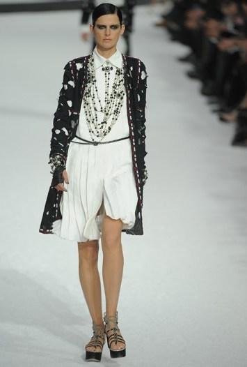 Chanel RTW Spring 2011