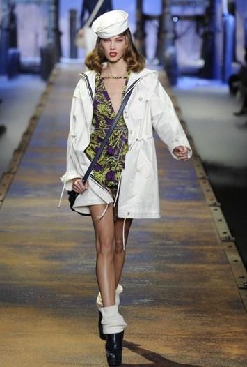 Christian Dior RTW Spring 2011