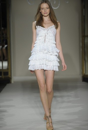 Collette Dinnigan RTW Spring 2011