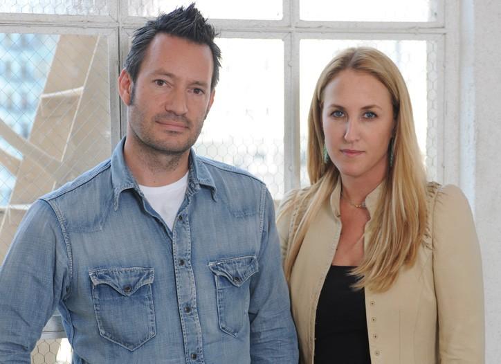 Mother founders Tim Kaeding and Lela Tillem.
