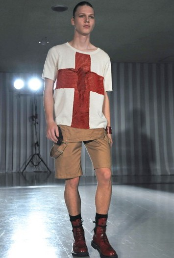 Discovered Men's RTW Spring 2011