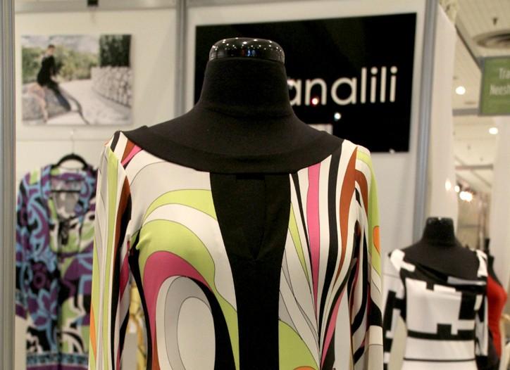 An Analili dress at Moda.