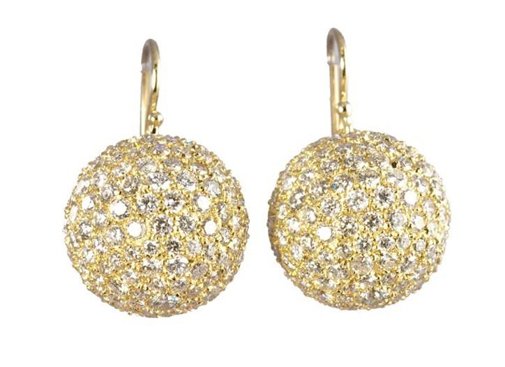 Jennifer Meyer earrings.