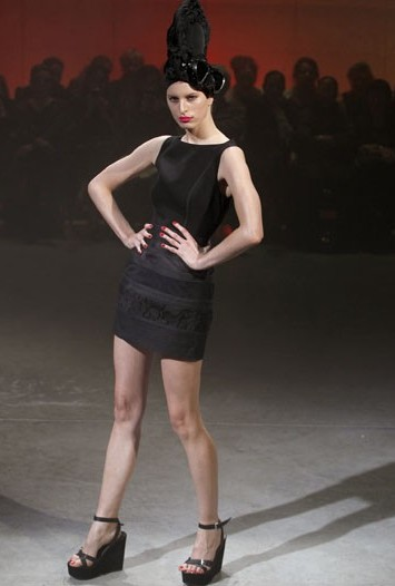 Moncler Gamme Rouge RTW Spring 2011