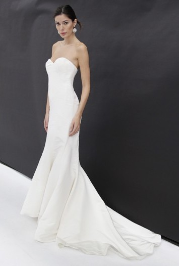 Nicole Miller Bridal Fall 2011