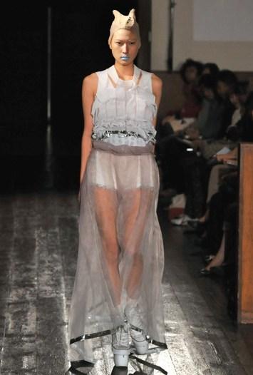 Nozomi Ishiguro RTW Spring 2011