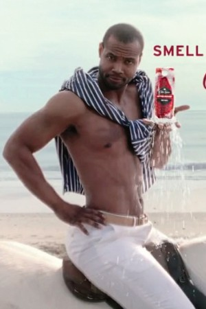Astridea horse in an Old Spice ad.