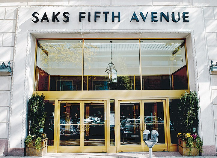 Diego Della Valle owns 11.1 percent of Saks' outstanding shares.