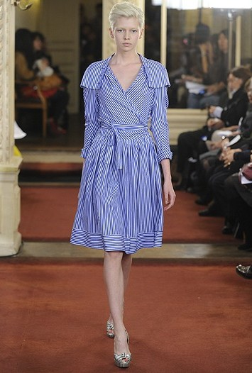 Thierry Colson RTW Spring 2011