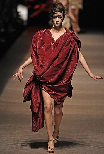 Vivienne Westwood RTW Spring 2011