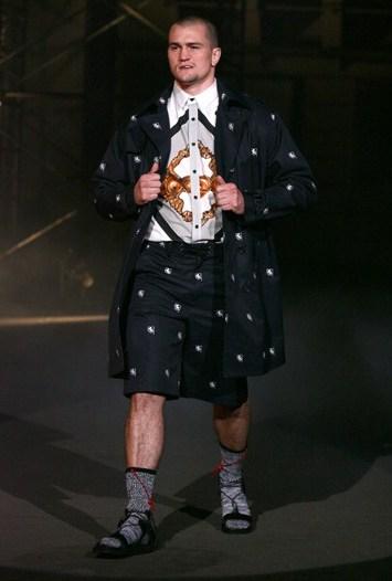 Yoshio Kubo Men's RTW Spring 2011