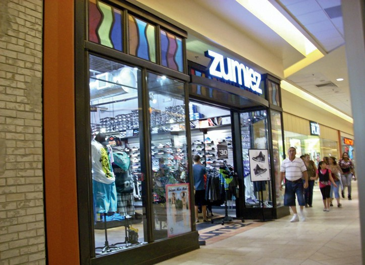 Zumiez was a standout performer in September.