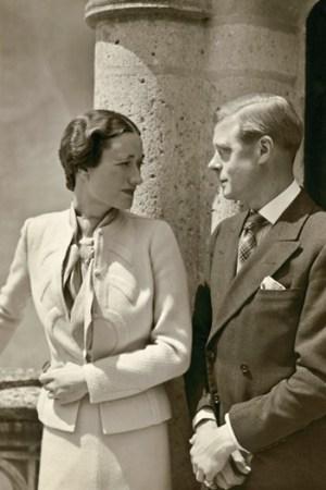 The Duke and Duchess of Windsor, 1973.