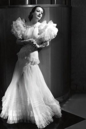 Joan Crawford in Letty Lynton, 1932.