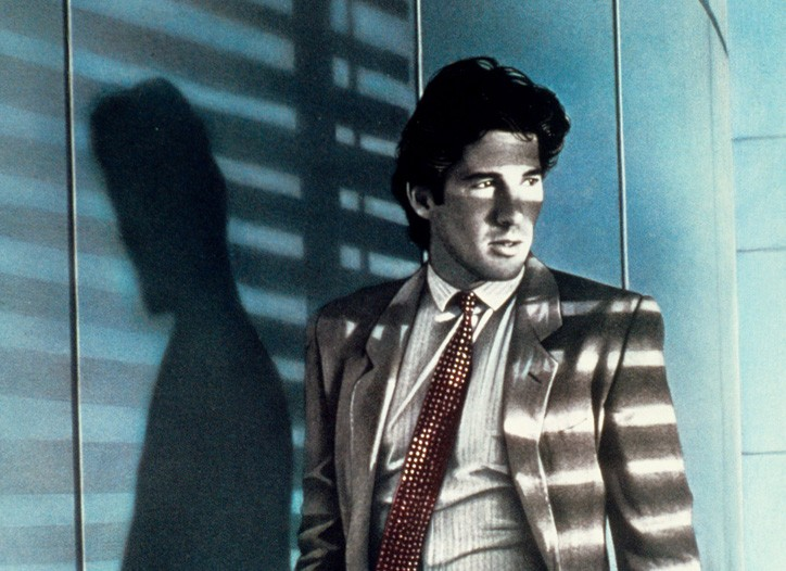 Richard Gere in American Gigolo, 1980.