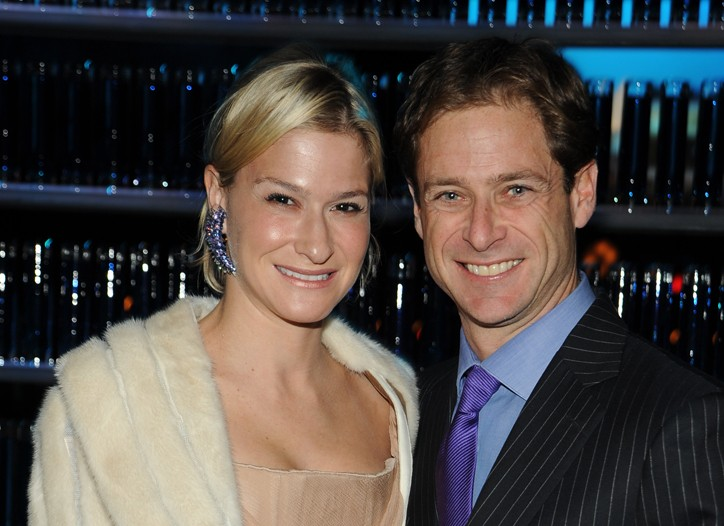 Julie and Billy Macklowe