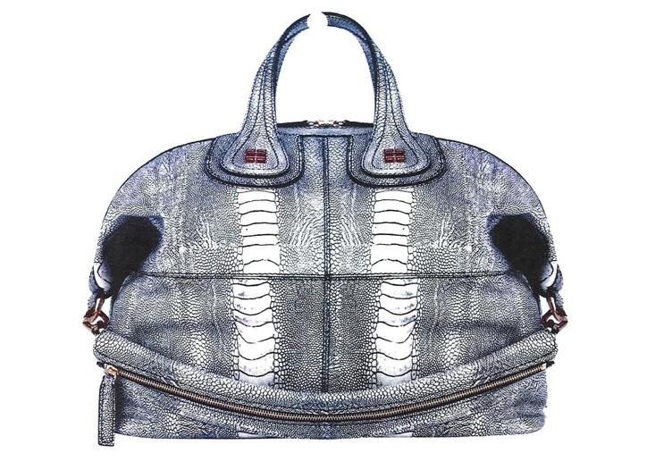 Givenchy's Nightingale bag.