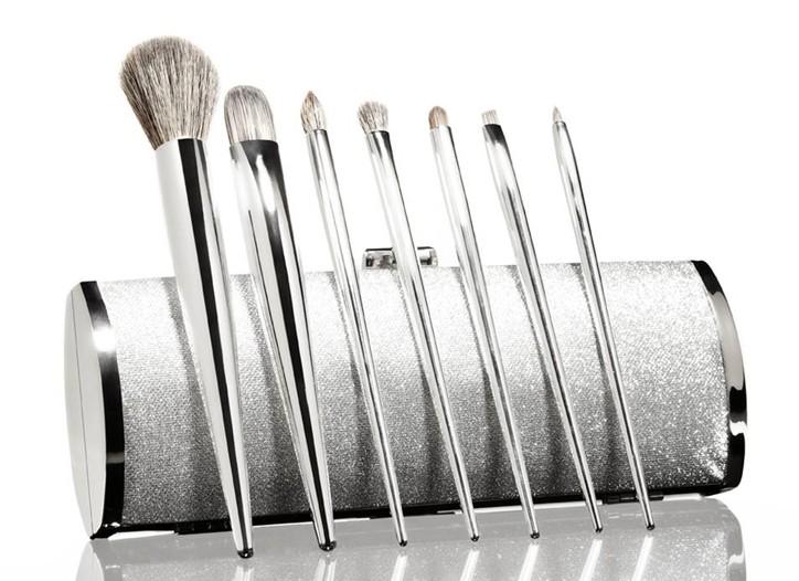 Sonia Kashuk's Dripping in Diamonds travel brush set for Target.