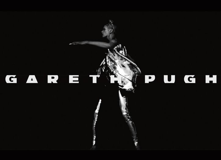 A still from the Gareth Pugh film.