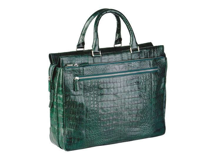 A Santiago Gonzalez bag.