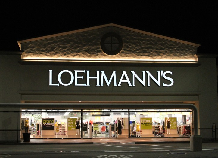 Loehmann's filed a prepackaged bankruptcy Monday.